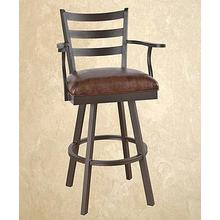 Claremont - Swivel Barstool