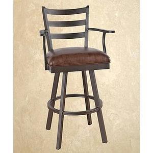 Callee Furniture - Claremont - Swivel Barstool