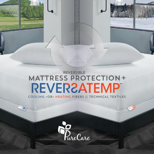 ReversaTemp 5-Sided Mattress Protector