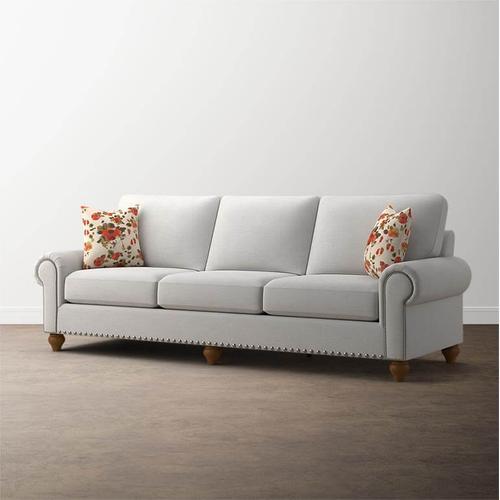Bassett Furniture - Premier Collection -Custom Upholstery Grand Sofa