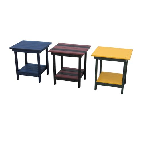 Outdoor Furniture - End Table