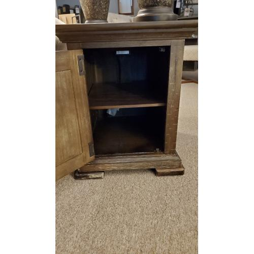 2 PC Cocktail and End Table Set