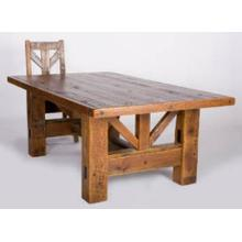 Windy Stables Classic Dining Table