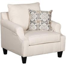 See Details - Washington Bay Ridge Cream Chair