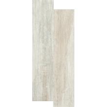Bergen Porcelain Floor Plank  White