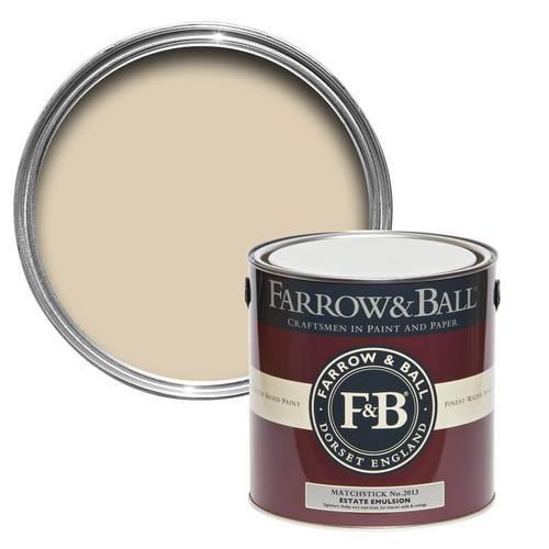 Farrow & Ball - Matchstick No, 2013