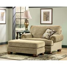 32602-23 Chair and a Half Livingroom Signature Design by Ashley at Aztec Distribution Center Houston Texas