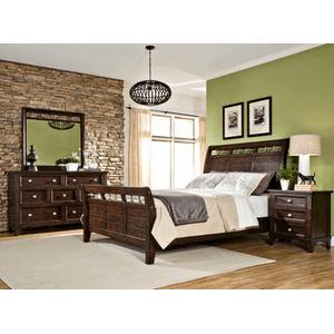 Hayden Bedroom - King / Cal King Sleigh Bed