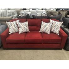 View Product - Cranapple Red Track Arm Sofa