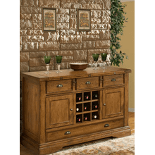 Monastery 55 W China Buffet / Wine Server