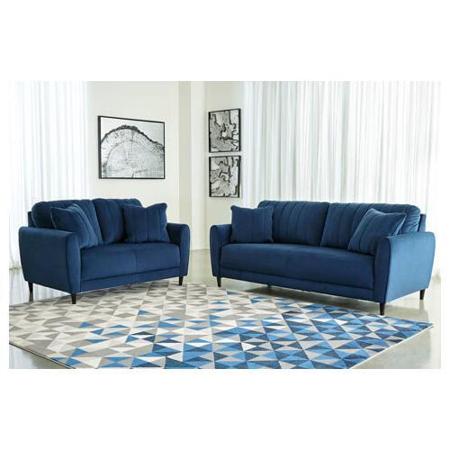 - Enderlin Sofa and Loveseat Set