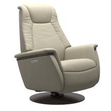 See Details - Max Medium Power Swivel Rocker Recliner with Power Headrest and Lumbar