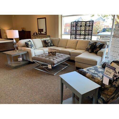 Best Home Furnishings - Annabel Customizable Sectional with Chaise