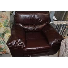 Luke Leather Chair