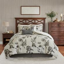 Nellie 6 Piece Oversized Cotton Comforter Set