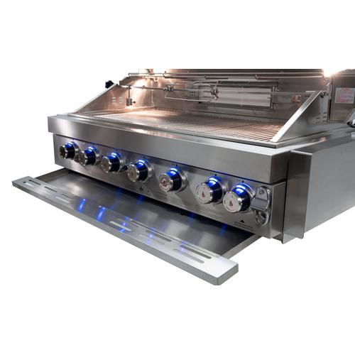 Mont Alpi 805 Built in grill
