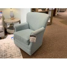 Quilted Swivel Rocker
