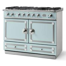 Roquefort Cornufe 110 with Polished Chrome Accents