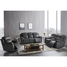 See Details - 2-PC Power Reclining Sofa/Loveseat Set