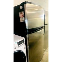See Details - USED- Stainless Steel 18.9 Cu. Ft. Whirlpool Gold® Top-Freezer Refrigerator ENERGY STAR® Qualified- TMSS30-U  SERIAL #90