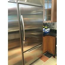 See Details - 20.8 Cu. Ft. 36-Inch Width Right-Hand Door Swing Architect® Series II - Stainless Steel