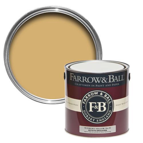 Farrow & Ball - Sudbury Yellow No.51