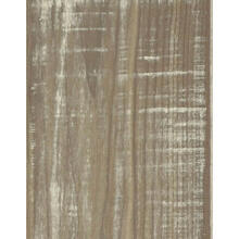 Commercial Handsculpted Laminate Collection L3063 White Wash Laminate - Boardwalk 5.31 in. Wide x 47.44 in. Long x 12 mm Thick, Medium Gloss