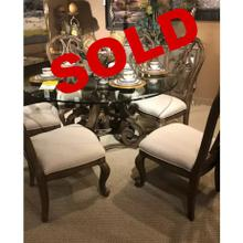 7 Piece Traditional Dining Set - NOW 65!!