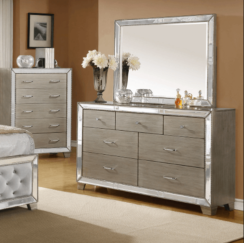 Cosettle 4Pc Queen Bed Set