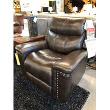 Grover Leather Power Recliner LV 014-74