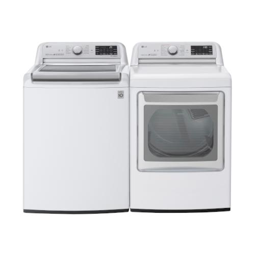 LG Top Load Laundry Pair Package - Spring Savings Deal!