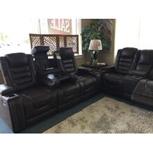 See Details - Game Zone Reclining furniture