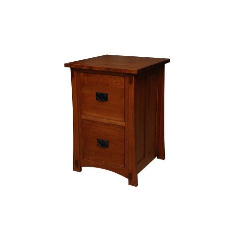 "2 drawer file cabinet   22""W x 22""D x 32""H"