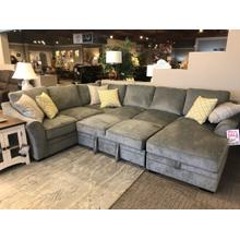 Emerald 3pc Sectional