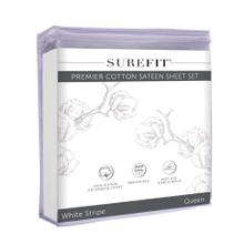 SureFit Cotton Sateen Sheet Set