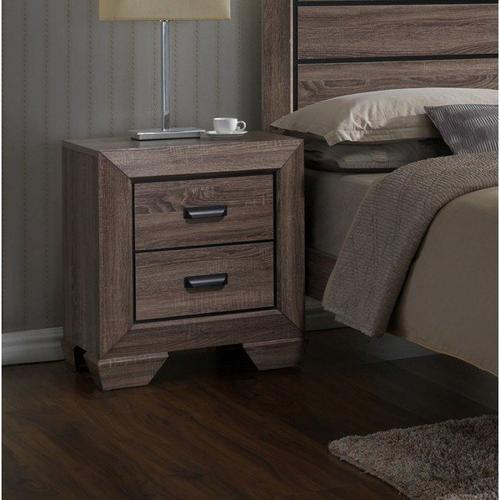 CrownMark 4 Pc Queen Bedroom Set, Farrow B5500