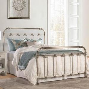 Samantha Metal Bed