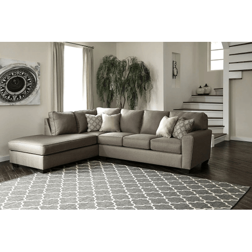 Calicho - Cashmere - 2-Piece Sectional with Left Facing Chaise
