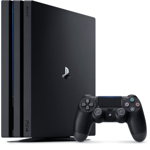 PlayStation 4 Pro 1TB with Game