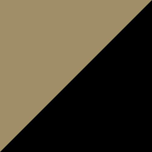 Deluxe Adirondack Footrest Weatherwood and Black