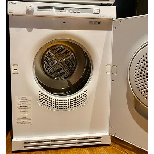 Asko T784   White/Line Series model - Logic, Sensor-controlled