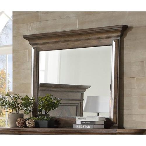 New Classic Furniture - Mar Vista - King Bedroom - Bed, Dresser, Mirror