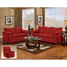 1150 Washington Living Room Flat Suede Redrock Houston Texas USA Aztec Furniture
