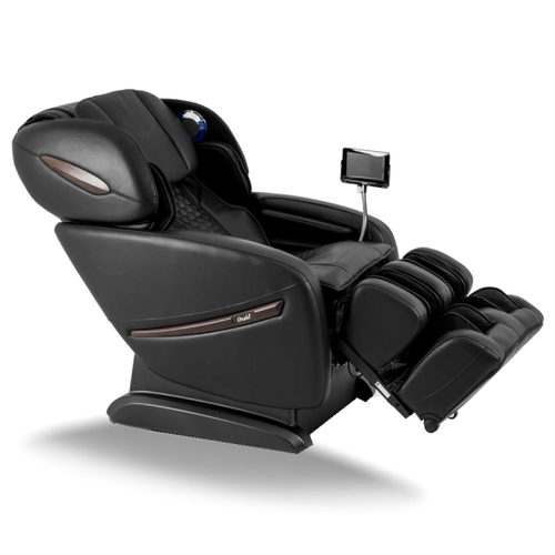 Osaki OS-Pro Alpina Zero Gravity Massage Chair, L S Track Design, Heart Rate Sensor, Foot Rollers, and Touch Screen Remote