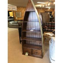 Nautical Boat Bookcase