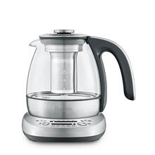 Breville Smart Tea Infuser Compact Electric Tea Infuser, Brushed Stainless Steel