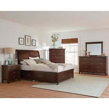 Bartstow 4Pc Eastern King Bed Set