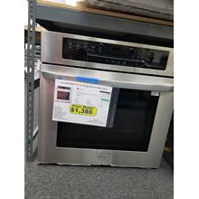 "LG 30"" Single Electric Wall Oven LWS3063ST (FLOOR MODEL)"