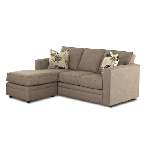 Klaussner - Supreme mineral sofa/otch