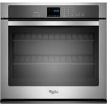 Whirlpool 4.3 cu. ft. Single Wall Oven with SteamClean Option